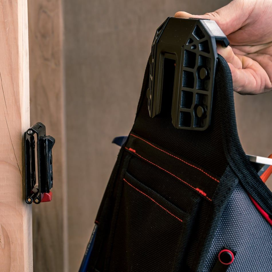 Learn more about the PROLOCK Tool Storage Clip System